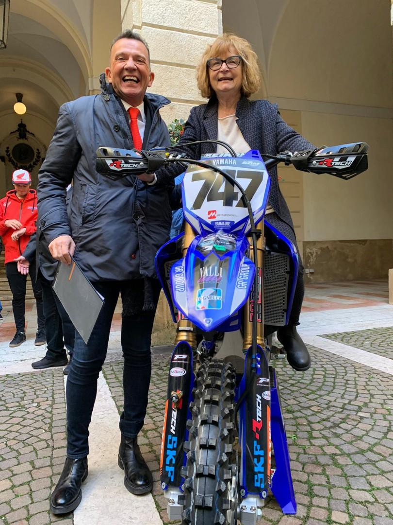 Internazionali d'Italia: grande successo per la conferenza stampa a Mantova