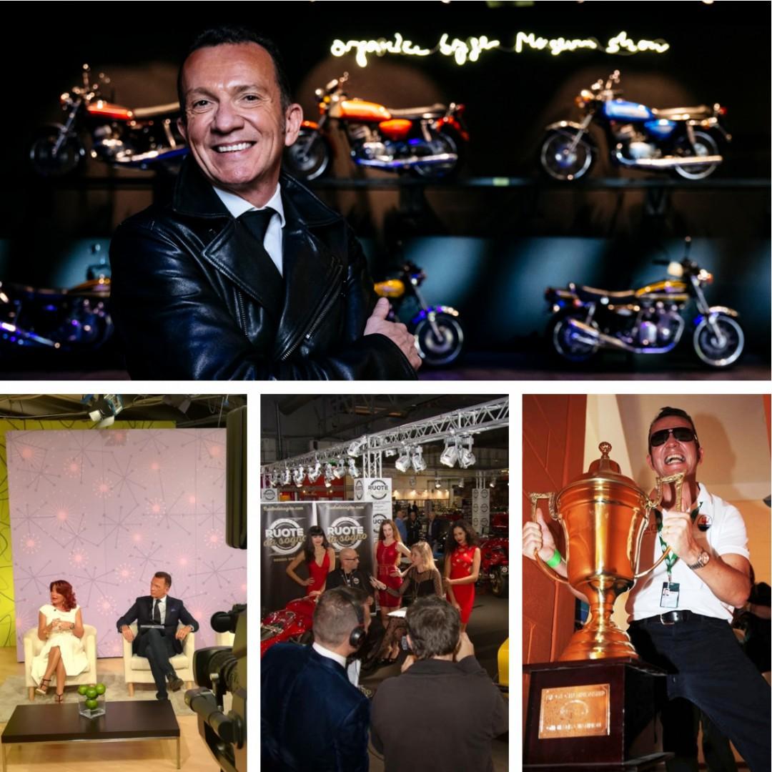 Stefano Bergonzini: mia l'idea di fondare la prima agenzia di comunicazione della MotorValley