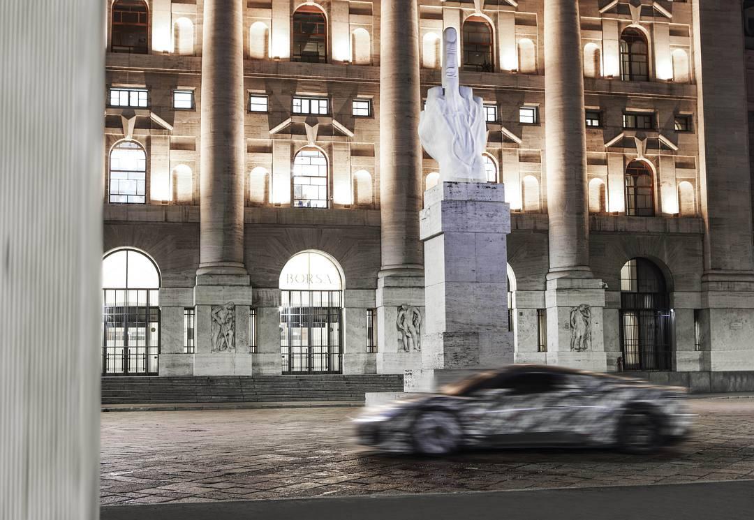 Iniziati i test del prototipo della nuova Maserati MC20 che sarà prodotta in Viale Ciro Menotti