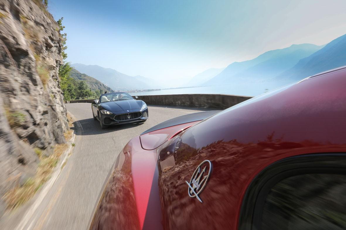 Maserati GranCabrio MY18 Open