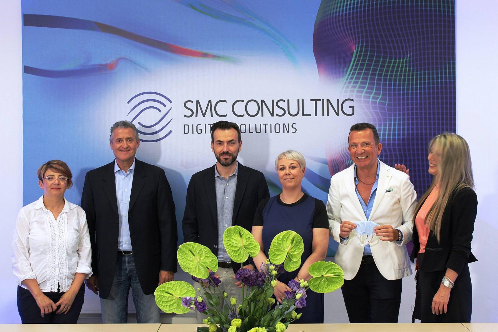 e-Commerce, continua la crescita, Carpi protagonista della transizione digitale in Emilia Romagna festeggia i 10 anni di SMC Consulting