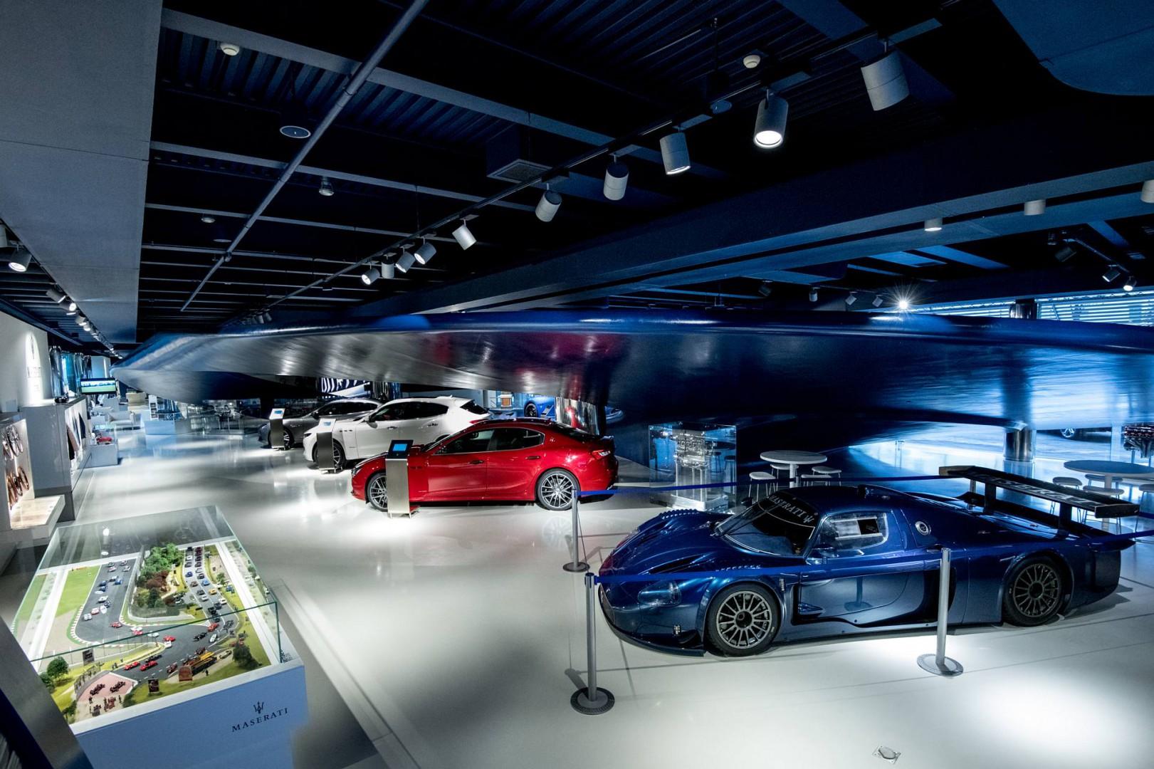 Maserati al Motor Valley Fest 2019 - Passione, innovazione, cultura e territorio