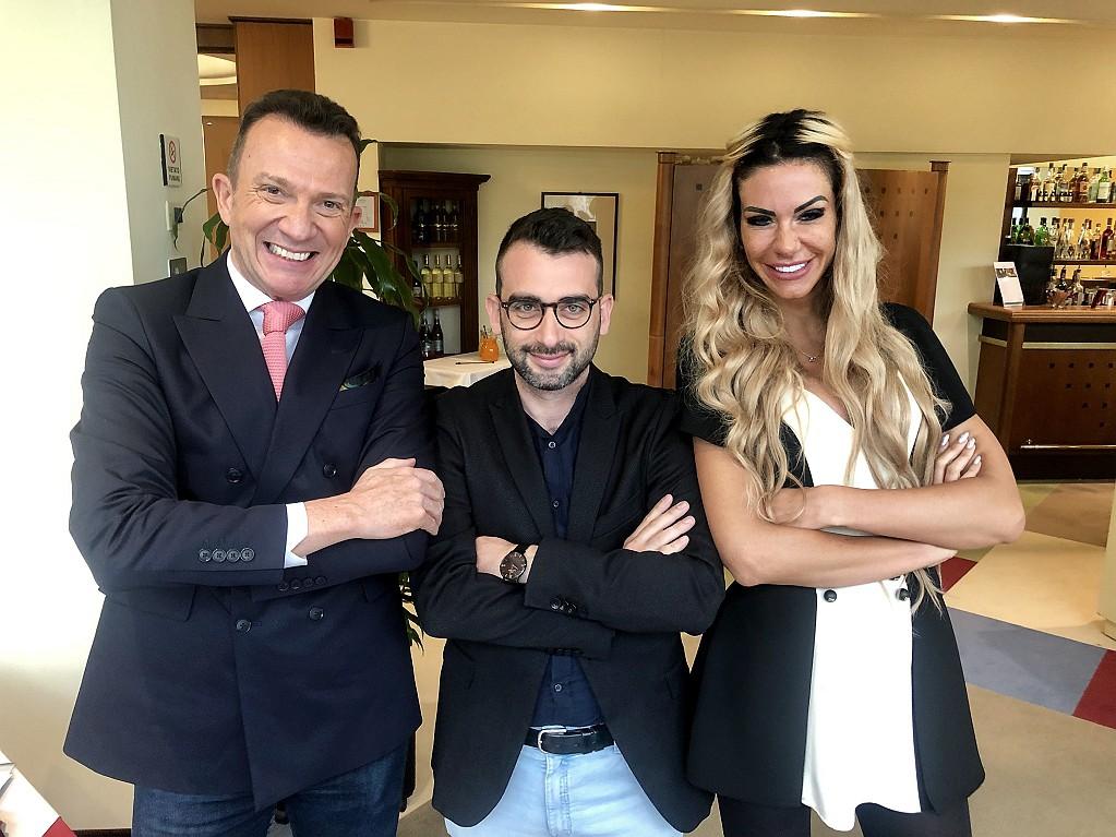 We Write 2019: prodotto lo special Tv con Maurizio Costanzo