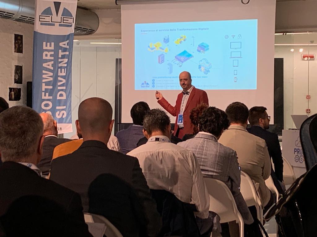 Production Sentinel: 30 aziende a convegno su intelligenza artificiale e automazioni per l'industria 4.0